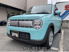 スズキ アルトラパン 沖縄 中古車 (有)琉朝自動車商会